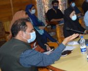 Div Admin Kmr organizes CAB, vaccine sensitization prog for media persons, others