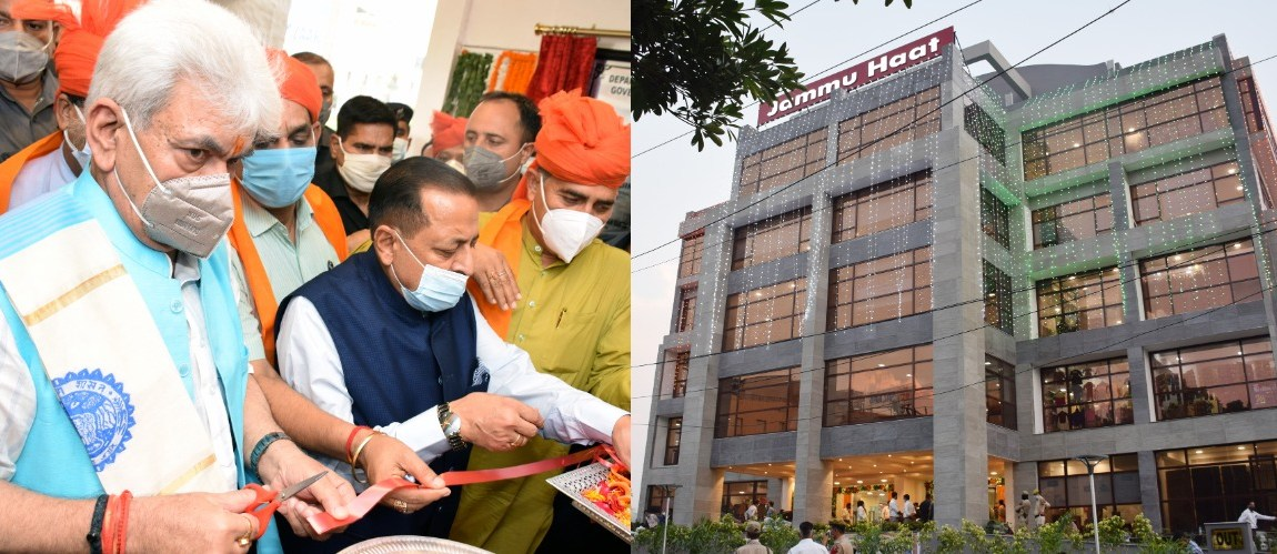 Govt to extend financial support to people working in handicrafts: LG