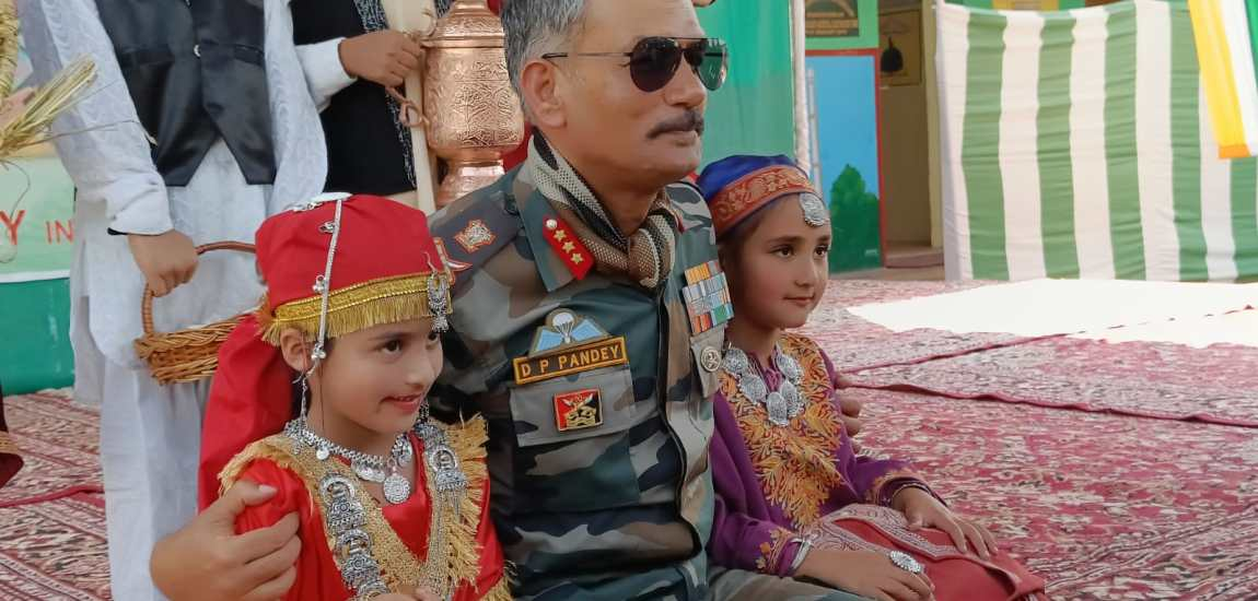 Need not to worry about 'small incidents' along LoC: GOC