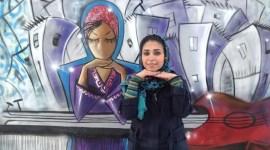 Featured Artist: Shamsia Hassani