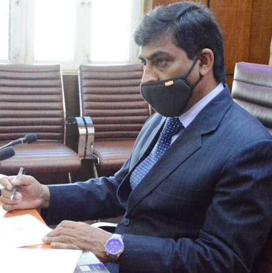 Chief Secretary reviews PMDP projects in J&K