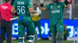 ICC Twenty20 World Cup: Pakistan makes history, beats India by 10 wickets