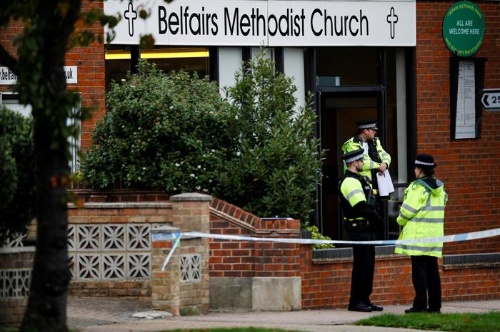 Scotland Yard probes terror link to British MP's fatal stabbing