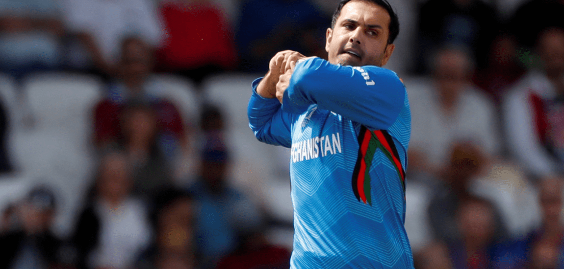 It's a tough job, will try my best: Mohammad Nabi on leading Afghans in T20 World Cup