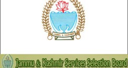 JKSSB cautions candidates against fake mails, calls