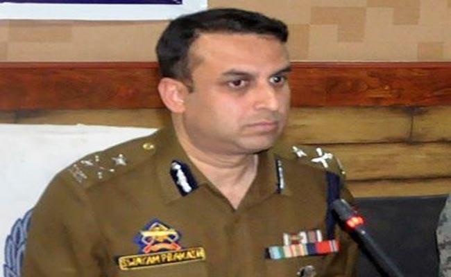 IG Pani inaugurates high-tech crime tracking system: J&K Police