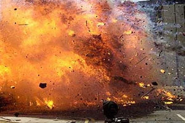 One killed, several injured in a blast in Pakistan