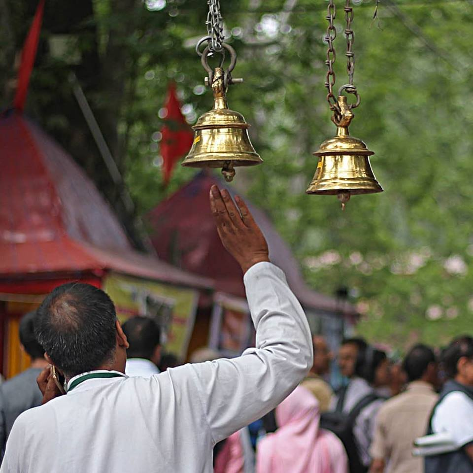 Charri Mubarak to reach holy cave on Aug 26 | The Kashmir Press