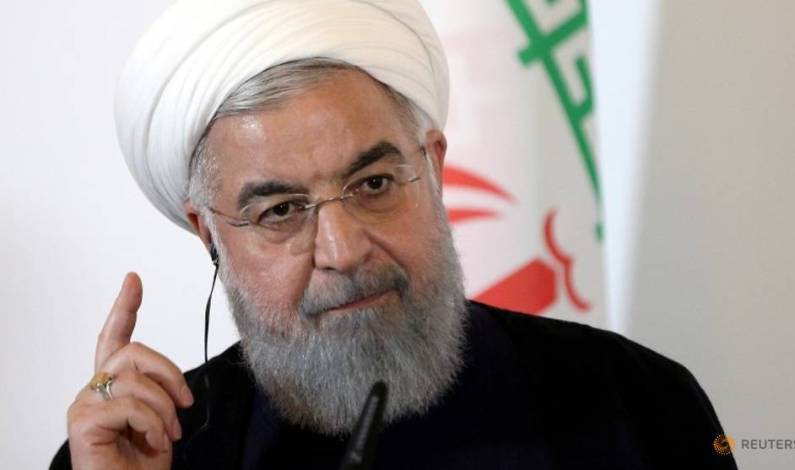 Hassan Rouhani vows to boost Iran missiles despite Western concerns