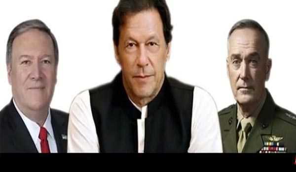 Pompeo, Qureshi underscore need to 'reset US-Pak bilateral ties'