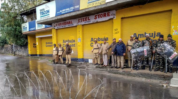 Weeklong curfew lifted from 'communally sensitive' Kishtwar