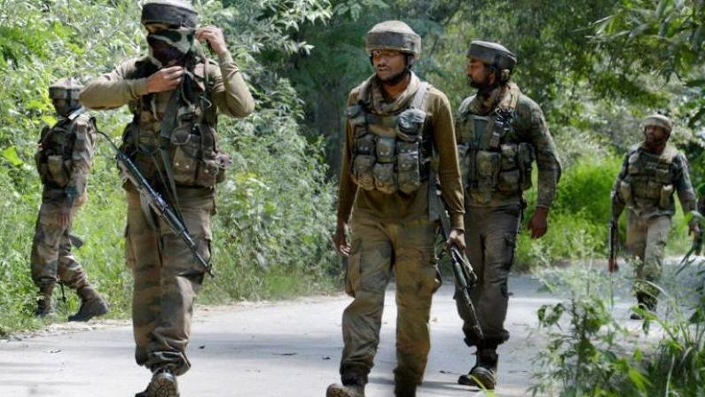 Four Ansar Gazwat-ul-Hind militants killed in Shopian gunfight
