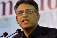 Pakistan Finance Minister Asad Umar steps down