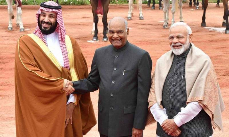 MBS in India: I admire PM Modi; he is the elder brother and I am his younger brother