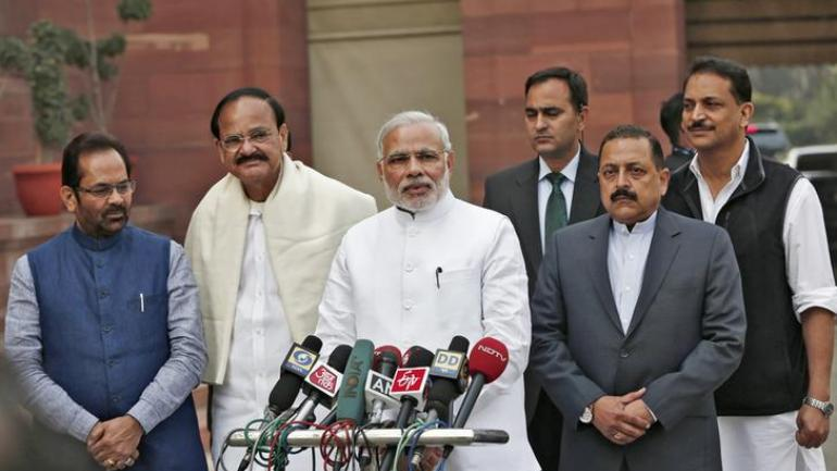 Government approves 10 percent quota provision for Jammu and Kashmir