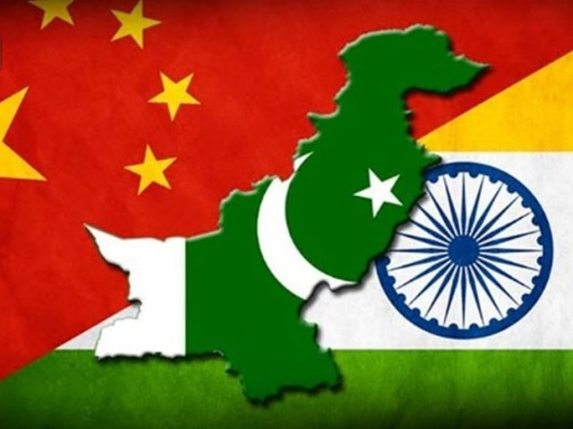 China Warns India On Not To Target Pakistan