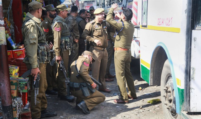 Jammu grenade blast accused is 'major', claims J&K police, seeks custody