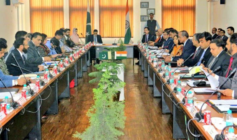Kartarpur Corridor talks between India and Pakistan begin at Attari