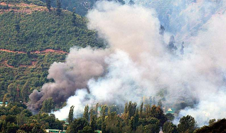 Army soldier injured in Poonch LoC shelling