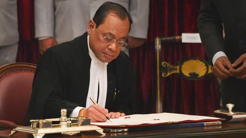 Independence of Indian Judiciary under threat: Chief Justice Ranjan Gogoi