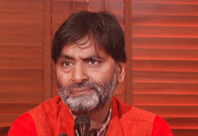 Yasin Malik ill, on hunger strike since he was shifted to Delhi: Family