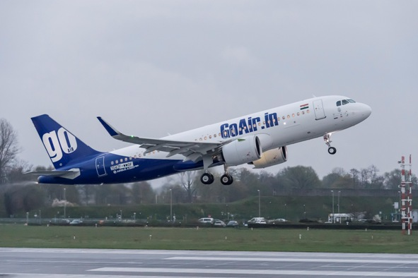 GoAir records best 'On-Time-Performance, 9th time in a row
