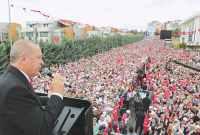 Erdogan vows to ensure Egyptian govt is tried in international court for murdering Morsi