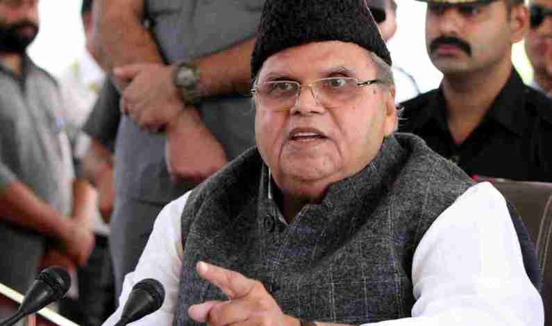 Govt orders shared on social media 'invalid', says Governor Malik