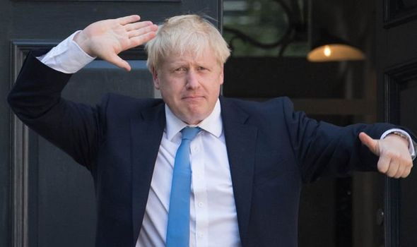 Boris Johnson takes over as UK Prime Minister