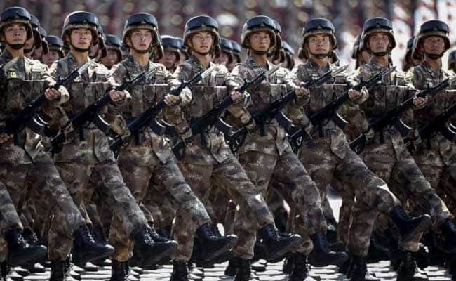 Chinese troops enter six kilometers inside Ladakh, return later