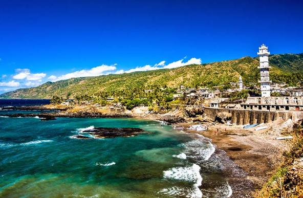 Least Visited Countries In The World comoros