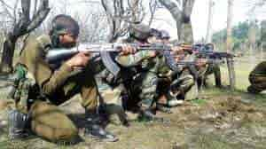 pulwama, encounter