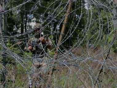 cross-loc trade, suspended,loc,army men killed, rajouri