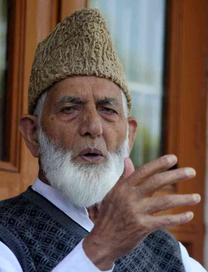 kashmir, kashmir news, geelani, south asia