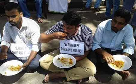 Image result for beef eating india