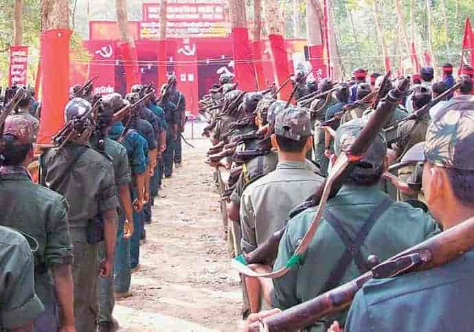 Latest News Of Kashmir, Breaking News Kashmir, naxals introduce new strategy, human effigies used by naxalseight naxals killed, , chattisgarh,odhisa, naxalism, maoism, dantewada