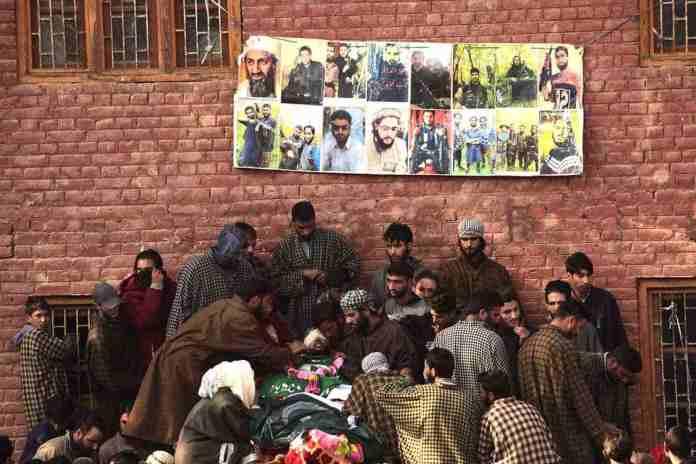 Owais Ahmad Lone - arwani gunfight-2, south kashmir