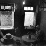 Kashmir pottery - mud art - kashmir 5