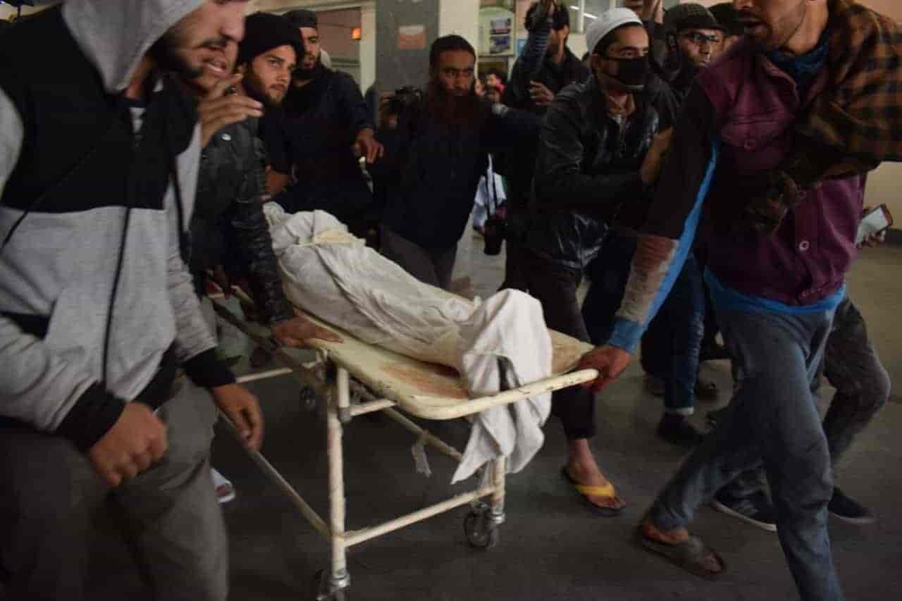 kulgam, kulgam gunfight, civilian killings in kashmir