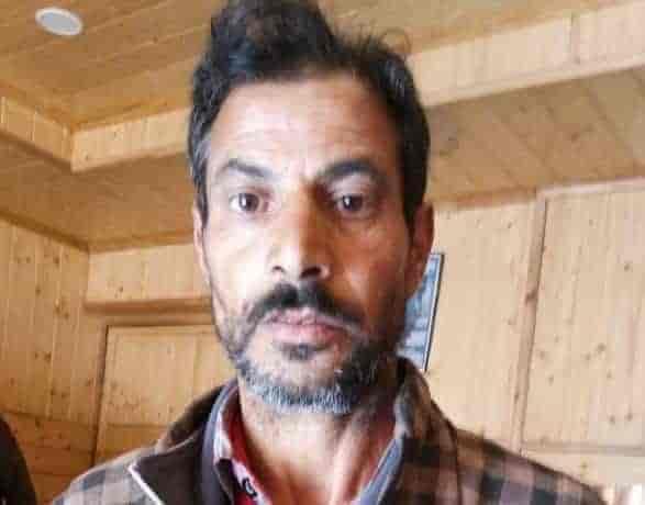 Man rapes daughter in baramulla