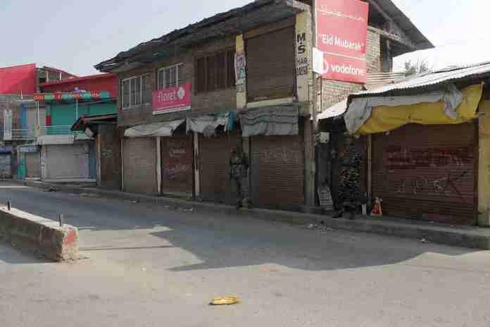kulgam shutdown, kashmir pulwama shuts down, kashmir news, kashmir