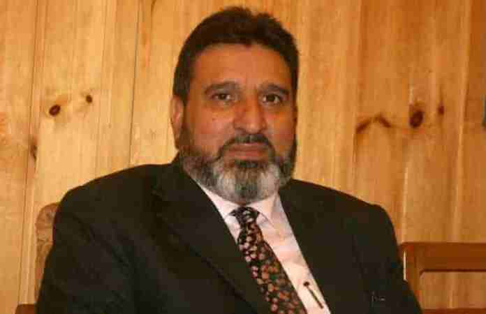 altaf bukhari, terror funding case, NIA, kashmir, pdp leader, case, minister, kashmir