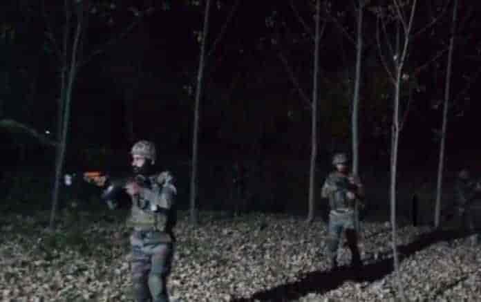 srinagar, srinagar gunfight, kashmir news, kashmir latest news, kashmir, kashmir gunfight, srinagar encounter, three militants killed,
