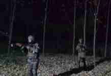 srinagar, srinagar gunfight, kashmir news, kashmir latest news, kashmir, kashmir gunfight, srinagar encounter, three militants killed,
