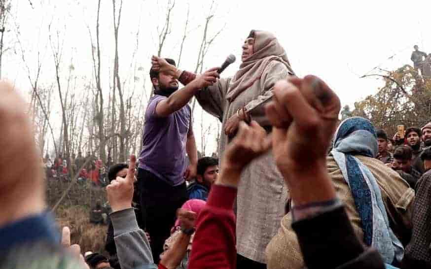 zakir musa, shakir dar, kashmir news