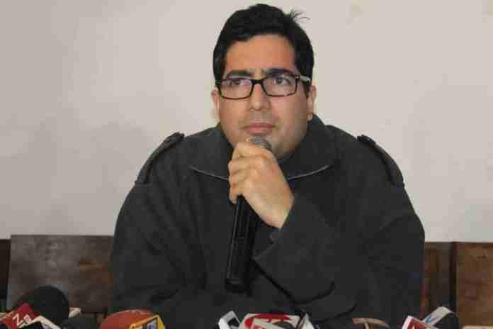 Breaking News Kashmir, Shah faesal, kashmir, kashmir news,