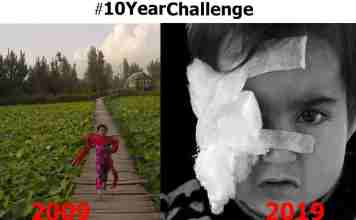 10yearchallenge, tufail mattoo, 2010 uprising, kashmir news, shopian, shopian rape and murder, kashmir, 10yearschallenge, kashmiri pandits, kashmir encounters, encounters, kashmir youth, kashmiri children