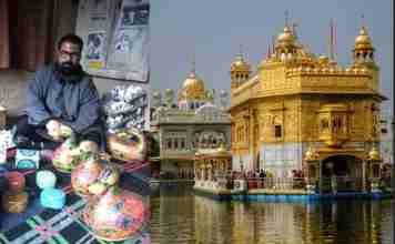 Latest Culture News , Kashmir Life & Culture News, Kashmiri, golden temple, kahsmir student, Khalsa aid