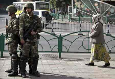 13,000 Xinjiang terrorists arrested since 2014: China