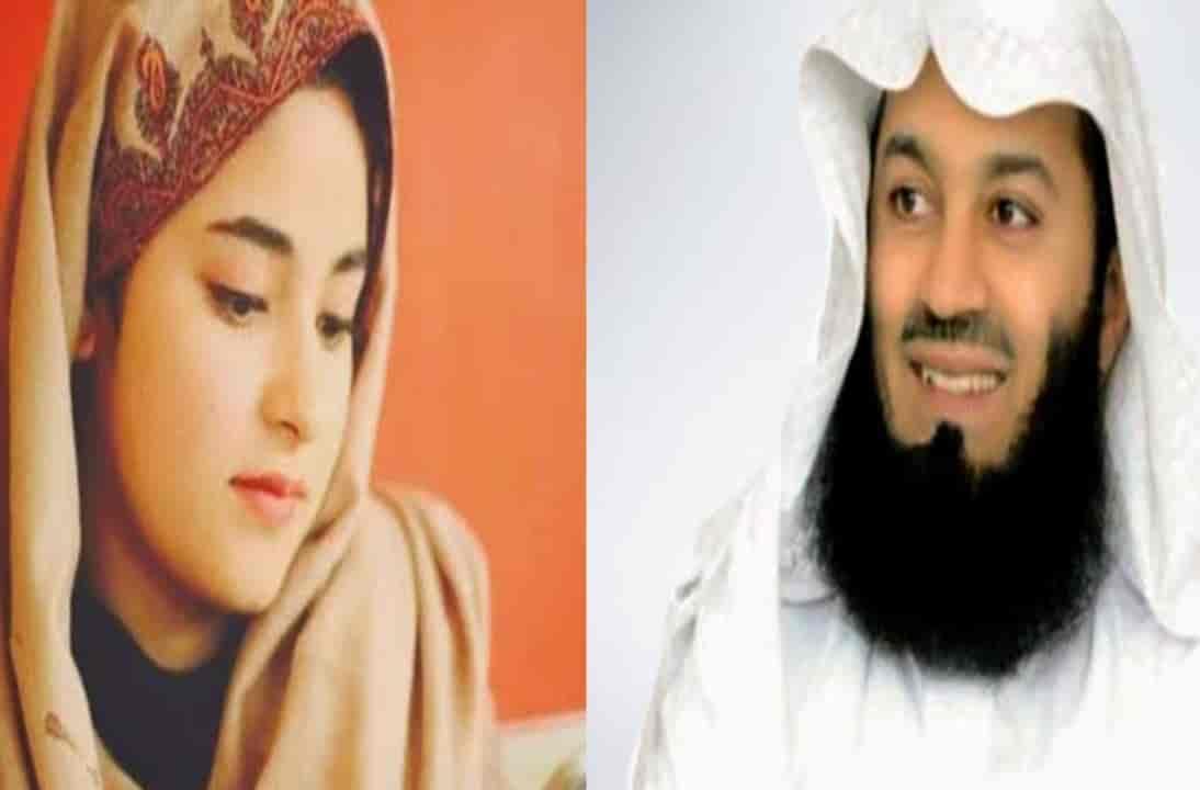 My social media accounts not hacked : Zaira Wasim